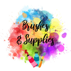 Brushes & Supplies