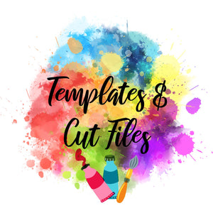 Templates & Digital Cut Files