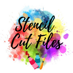 Stencil Digital Cut Files