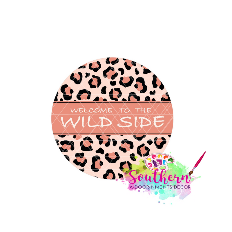 Wild Side Template & Digital Cut File