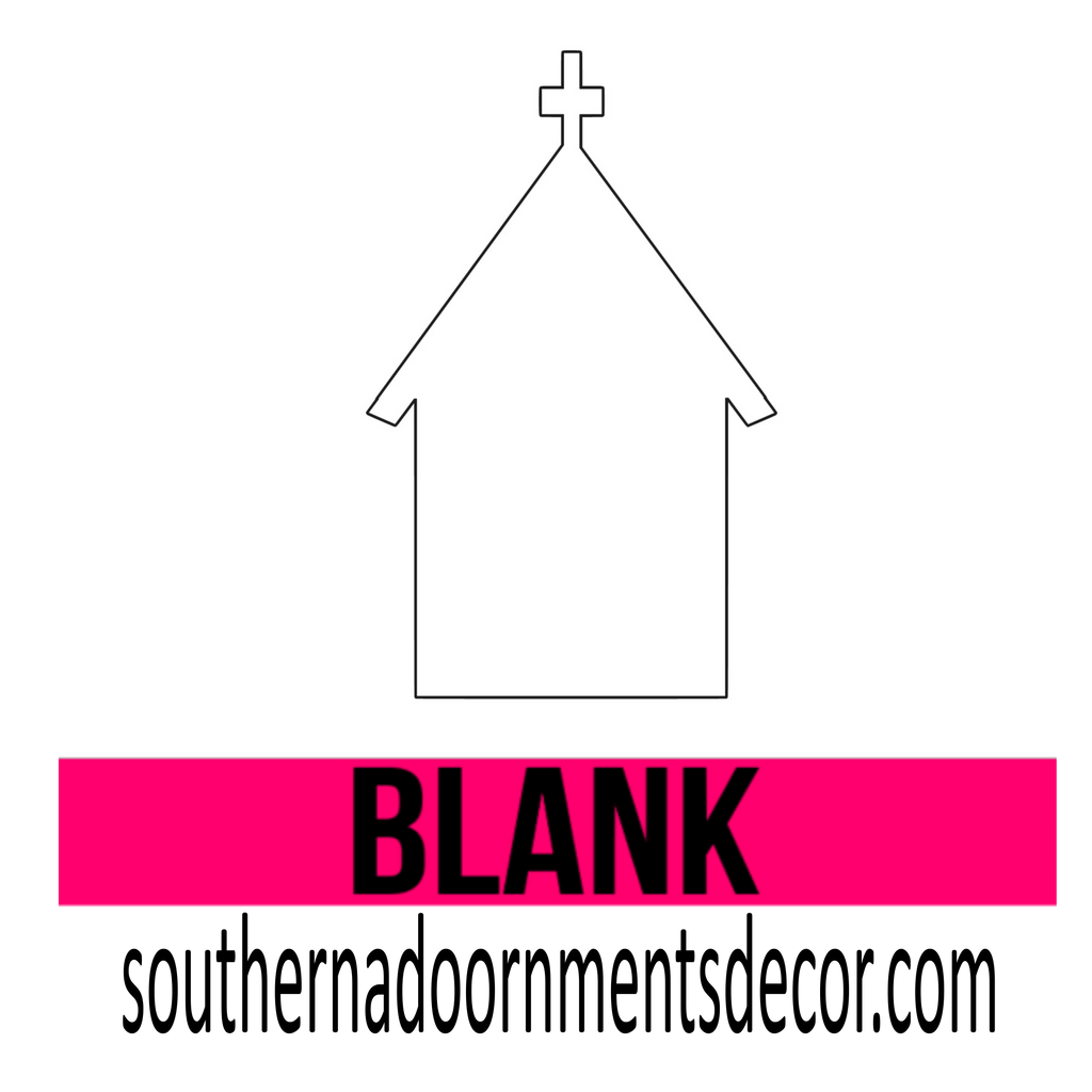 Simple Church BLANK