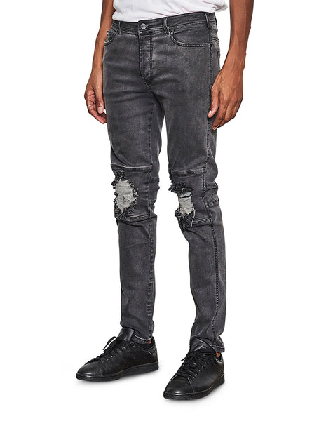 Legacy Jean - Brushed Black