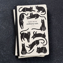 Journal - There Are No Ordinary Cats