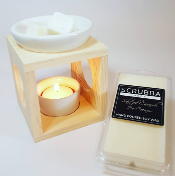 Scrubba Body Soy Wax Melts - Any Scent