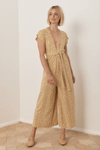 Providence Pantsuit - Deco Gold