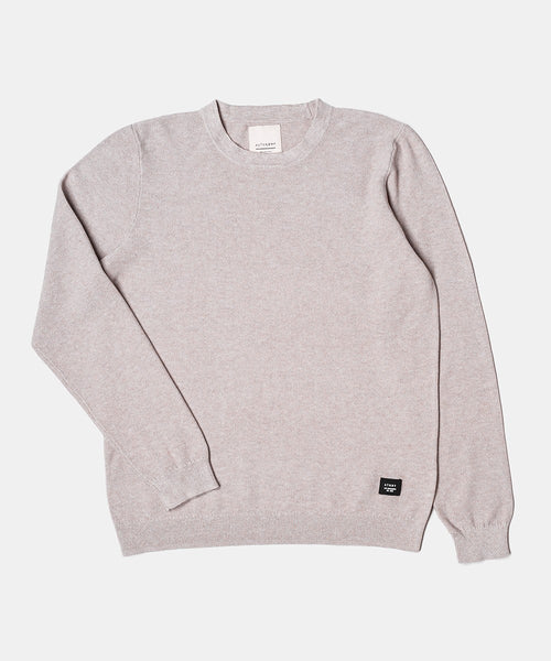 Pique Knit - Taupe