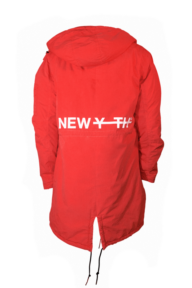 HEAVYWEIGHT ANTARCTICA PARKA
