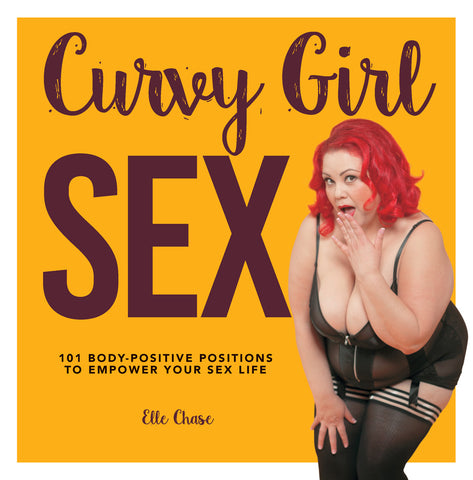 curvy girl sex, adult book, guide to great sex, elle chase