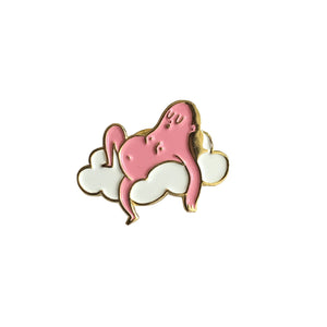 Husa On Cloud Pin