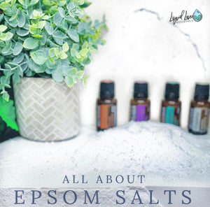 19 ways to use EPSOM SALTS