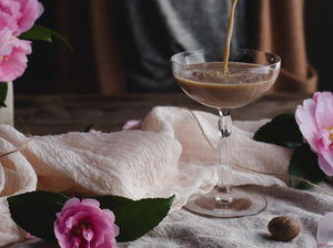 Orange Spice Brandy Alexander