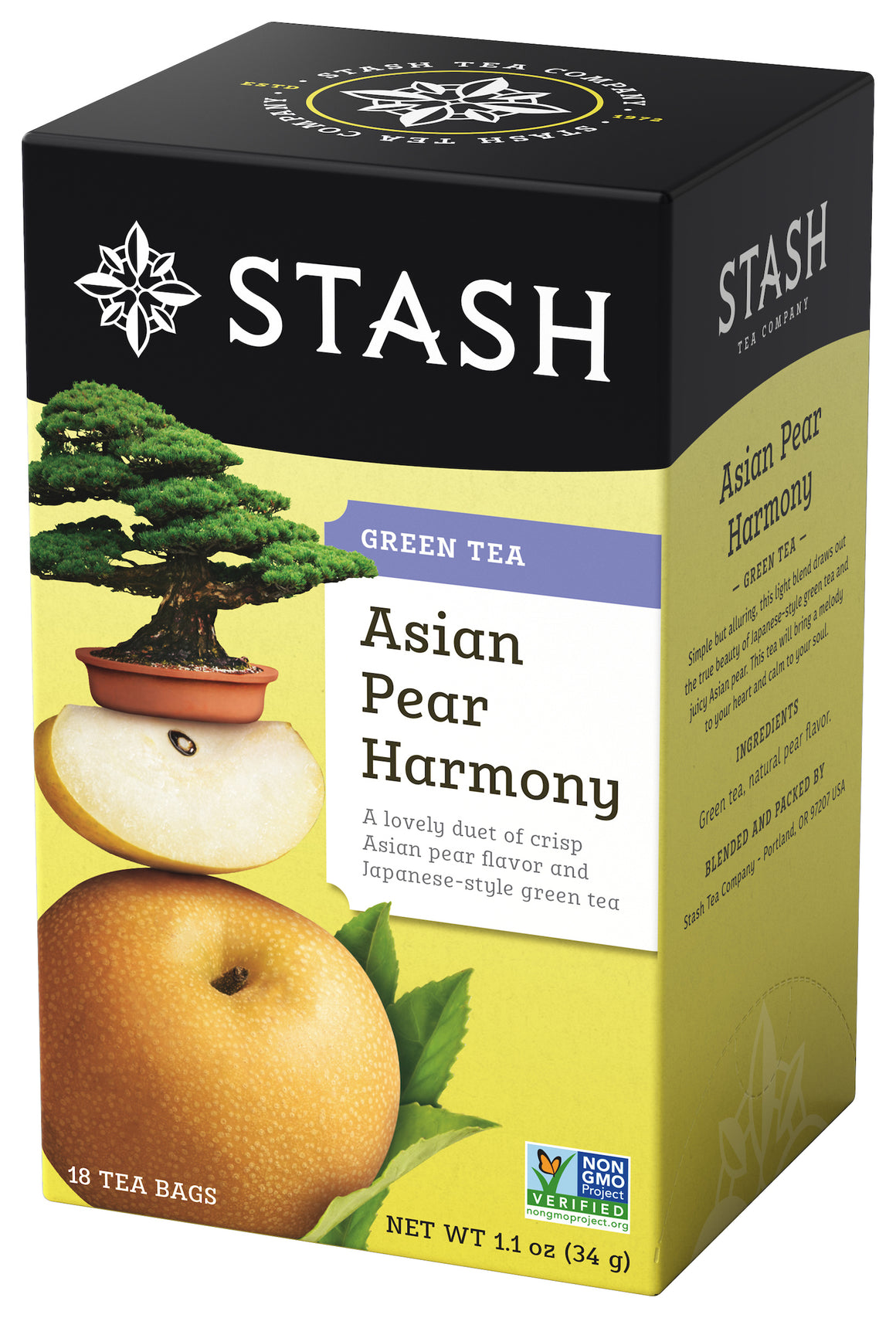 Asian Pear Harmony