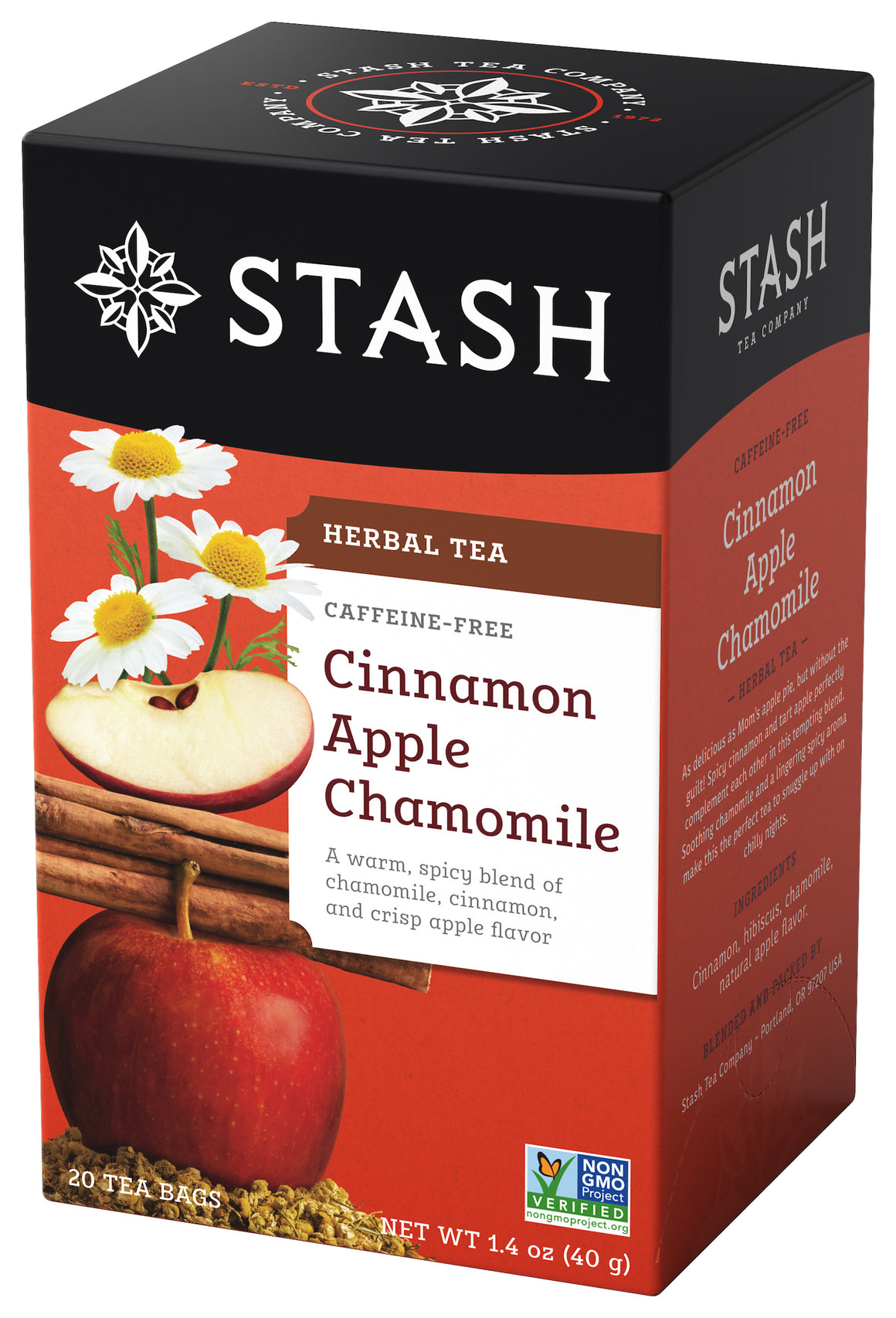 Cinnamon Apple Chamomile