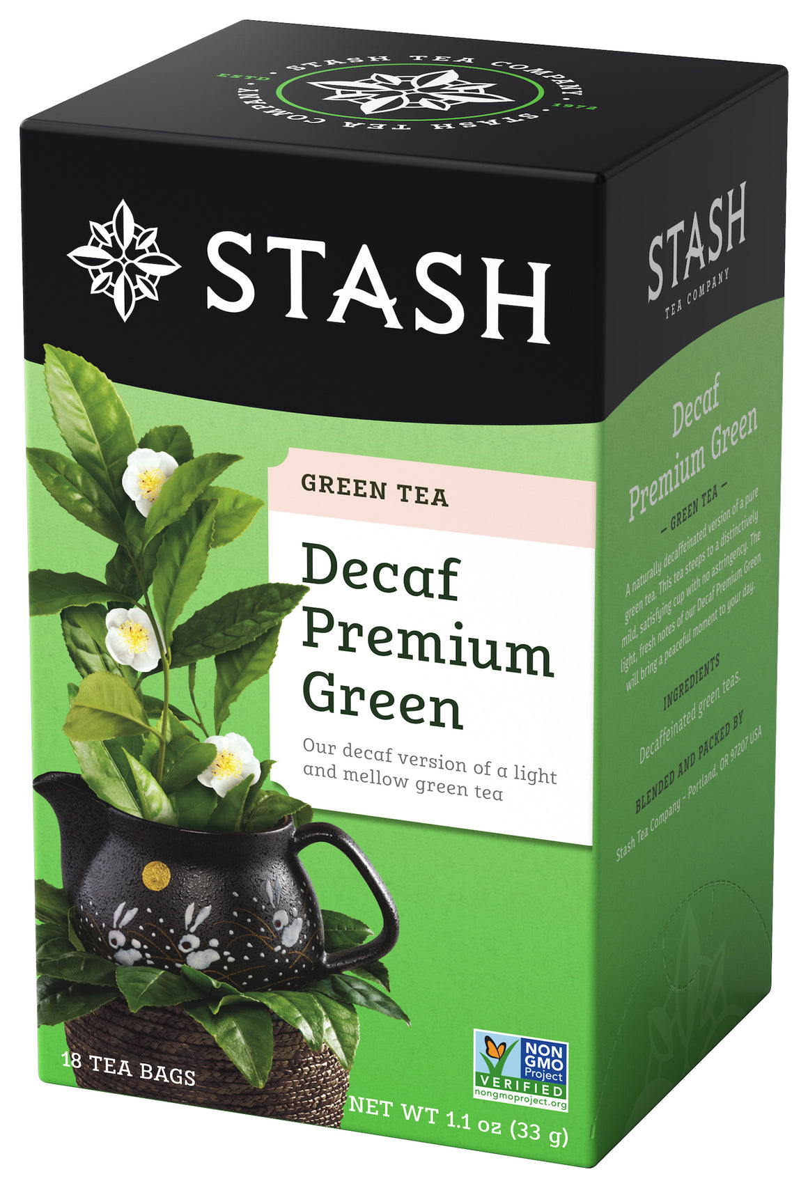 Decaf Premium Green