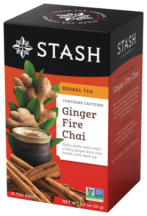 Ginger Fire Chai