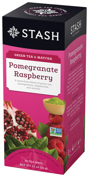 Pomegranate Raspberry