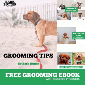 Bark Butter Grooming eBook | Bark Butter