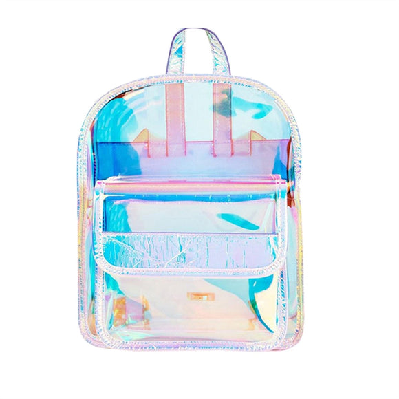Game Day clear Backpack