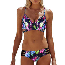Bright Prints Bikini Set - BlondeRambler