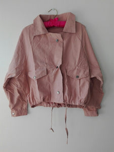 Casual Bomber Coat Jacket