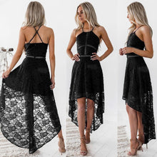 Black Lace Dream Midi