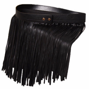 Festival Fringed Belt - BlondeRambler