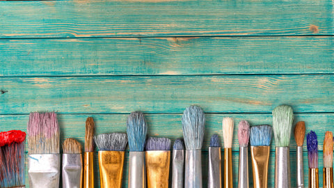 Paint Brushes - Saturday workshops