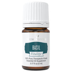 Young Living's Basil Essential Oil