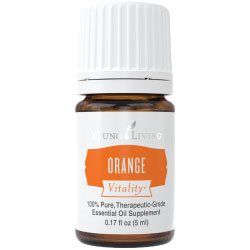 Orange Vitality Young Living Essential Oil 5ml