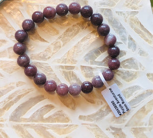Purple Aventurine 8mm Bracelet