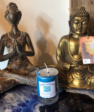 Angel's Influence Votive Soy Candle