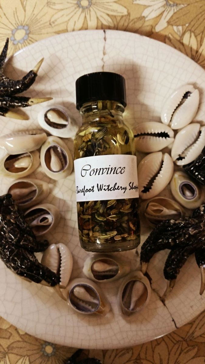 Barefoot Witchery Convince Oil