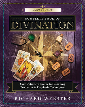 Lewellyn's Complete Book Of Divination Richard Webster