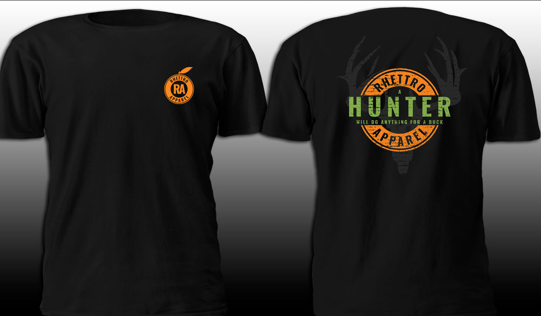 Rhettro Apparel Hunter Tee