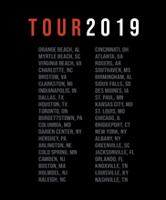 Load image into Gallery viewer, Rhett Akins Tour 2019 Tee