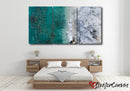 Rocky Beach | Multi Panels Canvas
