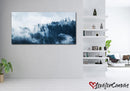 Misty Forest | Nature | Multi Panels Canvas