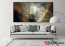Nebula Clouds | Space | Multi Panels Canvas