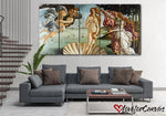 The Birth Of Venus | Renaissance | Multi Panels Canvas