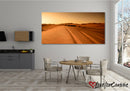 Sand Dunes | Nature | Multi Panels Canvas