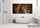 Lion | Animal | Multi Panels Canvas