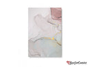 Pastel Rose | Abstract | Canvas Print