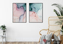 Pastel Abstract | Abstract | Canvas Print