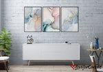 Pastel Bliss | Abstract | Canvas Print