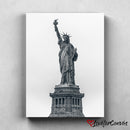 Liberty | Freedom | Canvas Poster