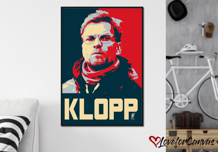 Liverpool FC Poster 15 | Soccer | Canvas Print