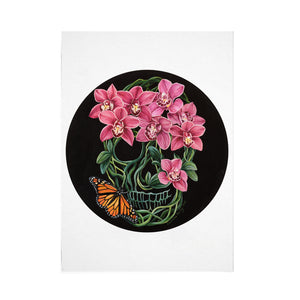 Blooms after Dark Print