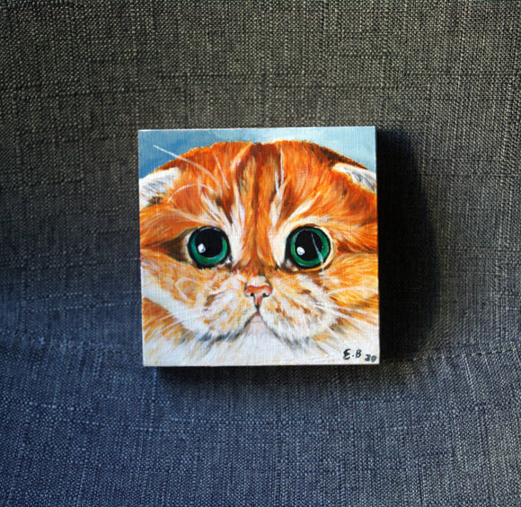 Mini Original - Ginger Cat