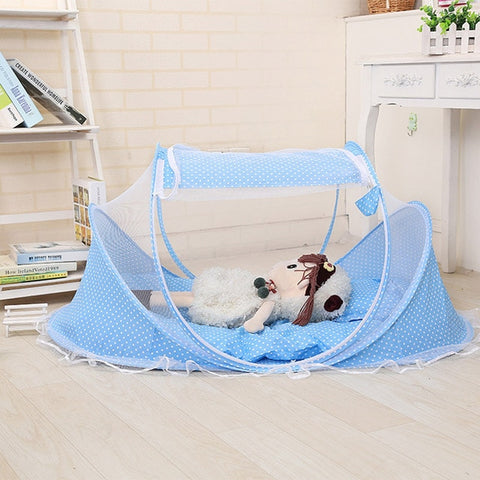 Foldable Newborn Baby Cribs