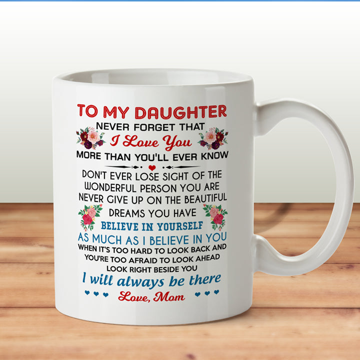 Great Gift For Daughter - Mug